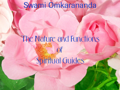 The Nature and Functions of Spiritual Guides